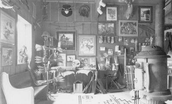 Ron LaClaire's Archery Shop, Potterville MI-