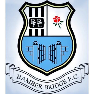 Northern Premier League Division One North side Bamber Bridge forced to travel on a tractor after their team bus breaks down