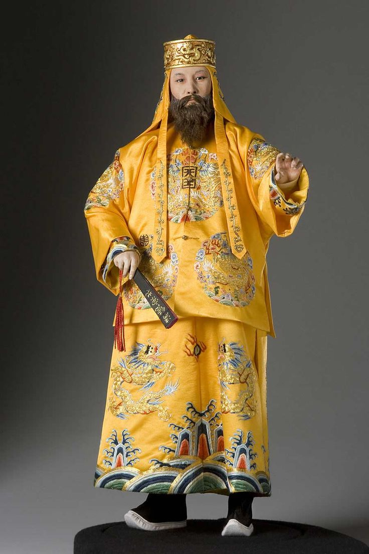 """Hung Hsiu Chuan (Taiping Emperor) - The Self-Appointed Leader of the Taiping Movement, who Declared Himself the """"Brother"""" of Jesus"""