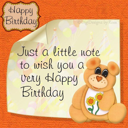 35 best Birthday images – Birthdays Card Shop