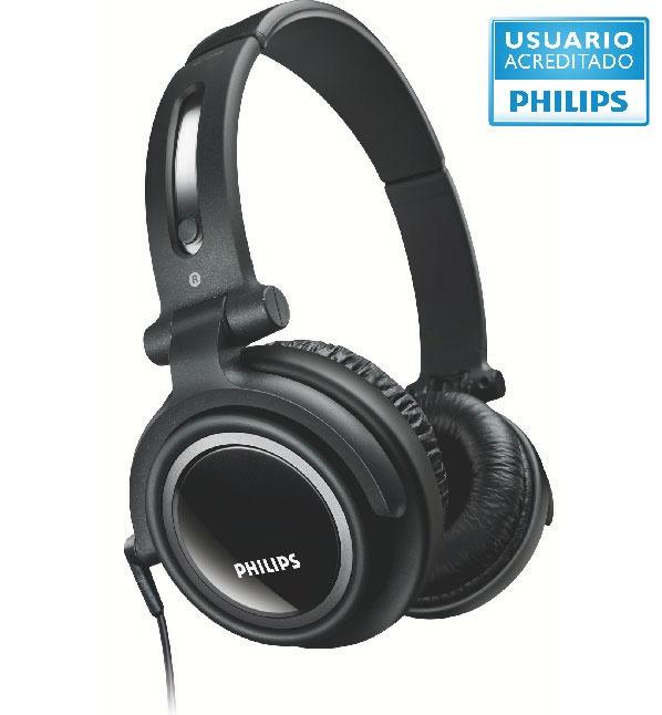 Sbchp 460  Tipo DJ. Sonido Hi-Fi en cualquier lugar. Auriculares plegables para poder escuchar música sin complicaciones, tanto en casa como fuera. La experiencia de audición perfecta •El controlador de altavoz de 40 mm reproduce el sonido sin distorsiones •Oirás a tu alrededor mientras escuchas la música de tus auriculares DJ.  http://articulo.mercadolibre.com.ar/MLA-421670142-auricular-philips-con-banda-de-sujecion-sbchp-460-_JM