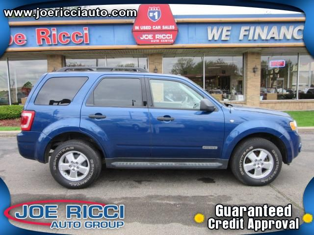 2008 FORD ESCAPE Detroit, MI | Used Cars Loan By Phone: 313-214-2761
