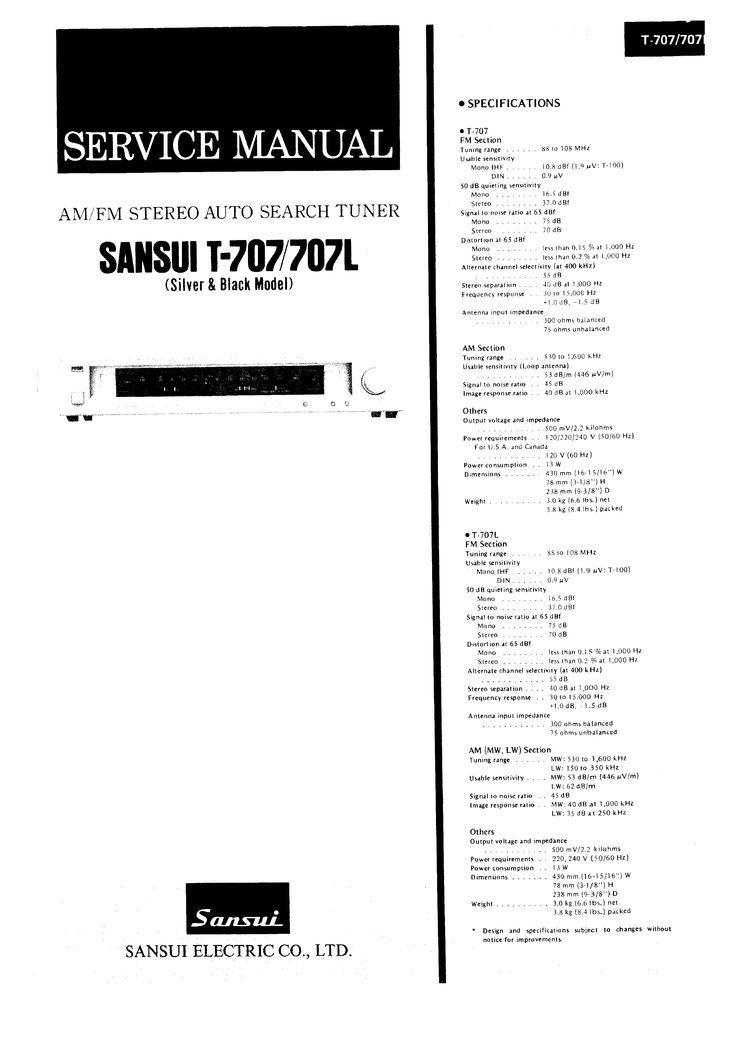 Sansui Tv Circuit Diagram Free Download - Circuit Diagram ...