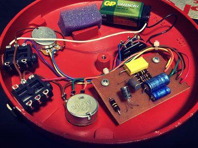66 best fuzz images on pinterest cigar box guitar circuits and rh pinterest com
