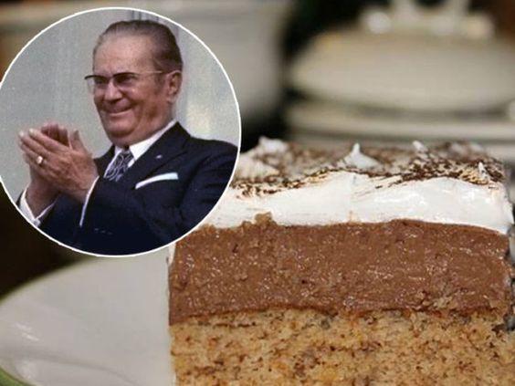 TITOV KOLAČ, BIO JE NAJSTROŽA TAJNA U JUGOSLAVIJI: Ovaj recept je bivši predsjednik najviše volio!? – Recepti za sve