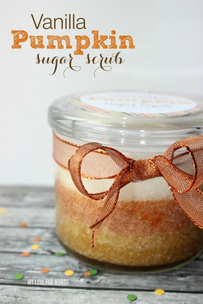 Smooth and good smelling skin is a MUST for us ladies….and I am a huge fan of pumpkin and vanilla. It can get expensive for us moms to purchase body scrubs and sugar scrubs, so this DIY project is perfect! This DIY Vanilla Pumpkin Sugar Scrub was made by Emily from My Love With Words … Continue reading »