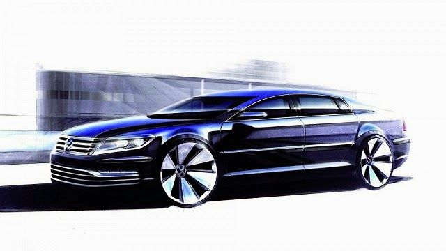2015 VW Phaeton Release Date and Price