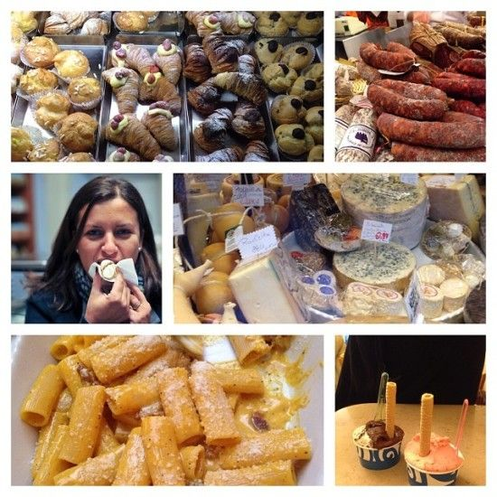Ooops, I did eat my way around Rome with Eating Italy. And no regrets. - Win a double pass for the Eating Italy Testaccio Food Tour in Rome by subscribing to my blog! Giveaway ends 25 April 2014!