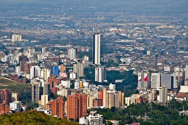 Yo visite Capital de Colombia.