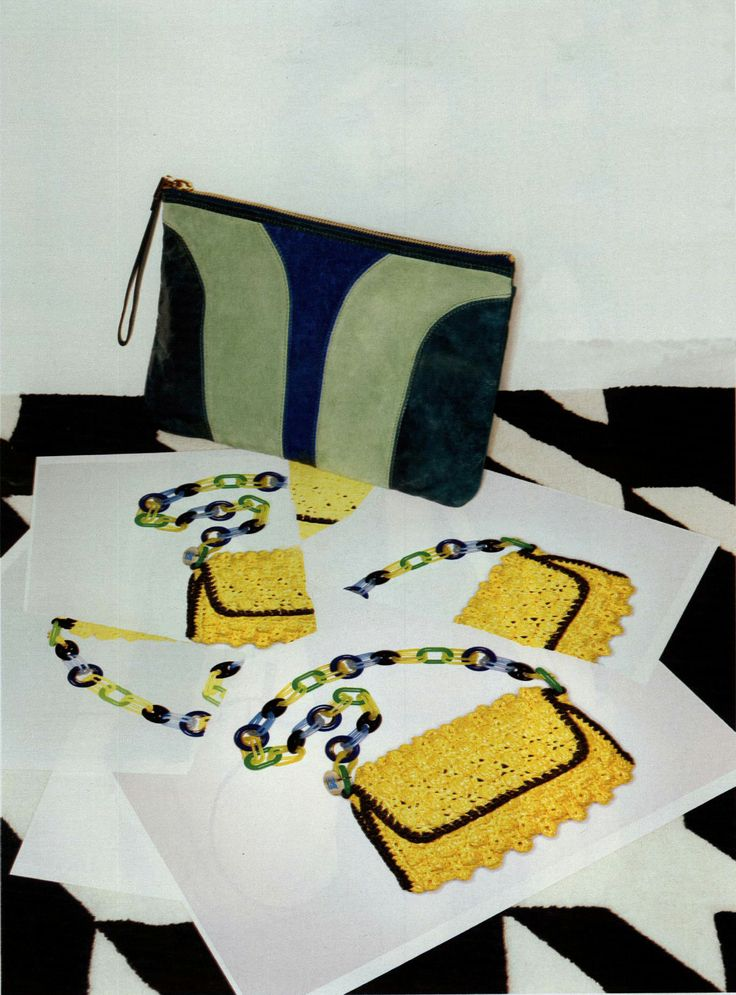 #MMissoni | Yellow Raffia effect bag | Summer 2014 Collection #musthave #itbag | @Moanie Louw Oosthuizen donna, Italy