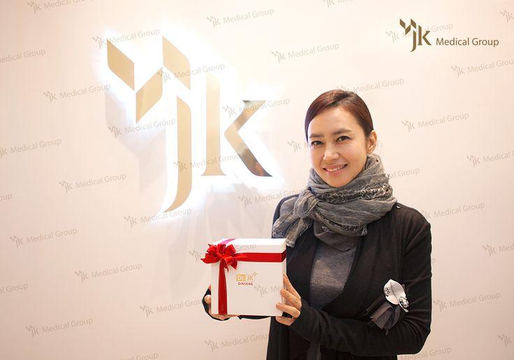 JK & Celebrity Kim Sun Kyuong