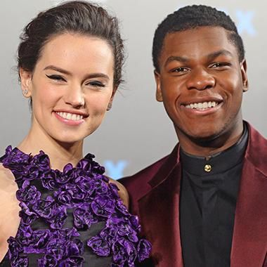 Hot: Daisy Ridley John Boyega and more make Forbes' 30 under 30 list for Hollywood