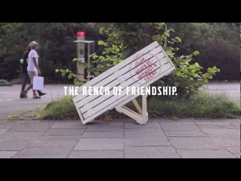 """""""Bench of Friendship"""" and other ideas to keep our cities people-centric!"""