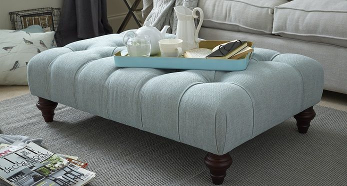 Footstools, Ottomans, Blanket Boxes | Willow & Hall