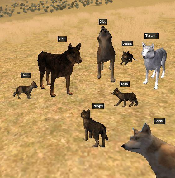скачать игру Wolfquest - фото 8