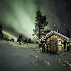 Home at the hills by Terho Mäkelä on 500px.com