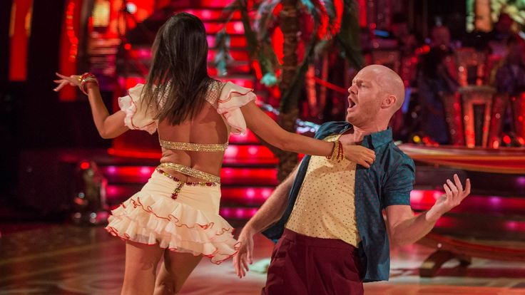 Jake Wood & Janette Manrara Salsa to 'Mambo No5' - Strictly Come Dancing...