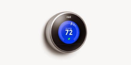 Nest Learning Thermostat - 2nd Generation, Best Buy Product - Don't Miss it. 2633 Customer Reviews. Top Sales Rank in Home Improvement Products. Always Best by for all times. Product Description & Price visit : http://dotkinghere.blogspot.in/2014/09/nest-learning-thermostat-2nd-generation.html