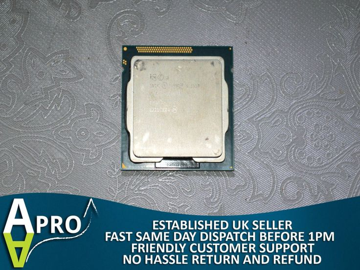 SR0RQ - INTEL CORE i5-3330 3.0/6 LGA 1155 PROCESSOR CPU - UK SELLER #Intel