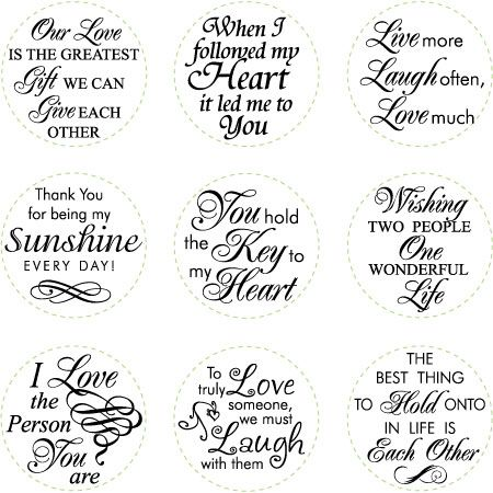 valentine card sayings for friends