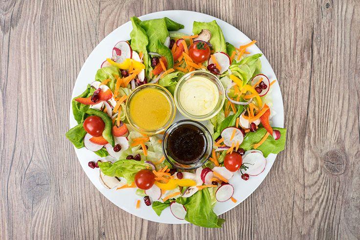 Die besten 3 Salat Dressings