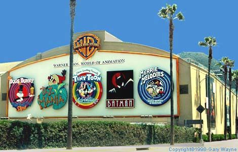 Warner Bros, Burbank CA