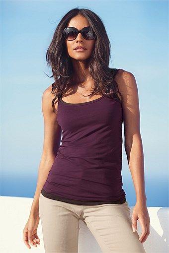 Women's Tops - Next Thin Strap Vest
