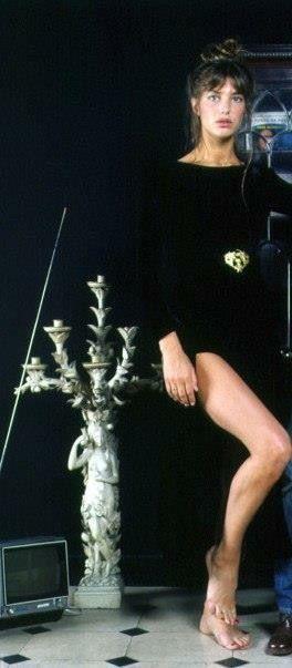 Inspiration: natural beauty muse Jane Birkin