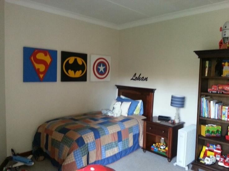 superhero bedroom baby 39 s room ideas pinterest