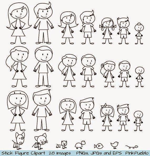 Πάω Α' και μ'αρέσει: Ζωγραφίζουμε εύκολα ανθρωπάκια ,ζωάκια....