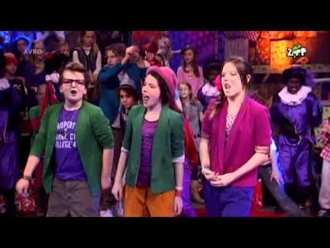 Junior Sintfestival 2011 - Finalisten - Hey, hey Sinterklaas