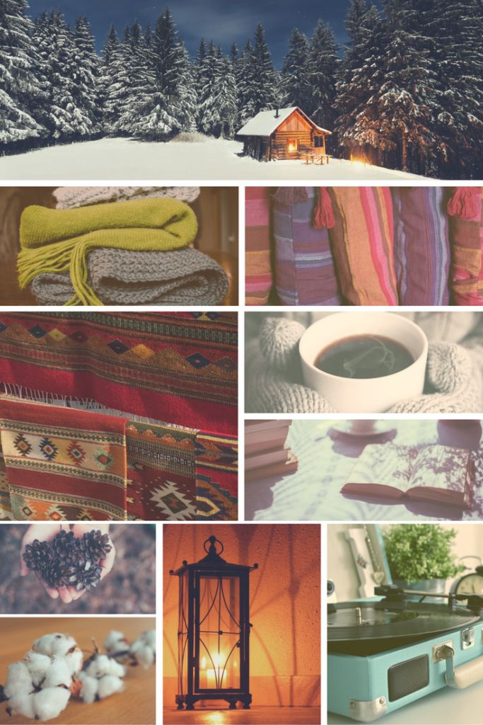 HOW TO MAKE YOUR HOME FEEL MORE COZY DURING WINTER - packmahome  Tips & Tricks for cozy up your home in the winter months. How to make your home feel more comfy during the cooler months. Seasonal Decor.