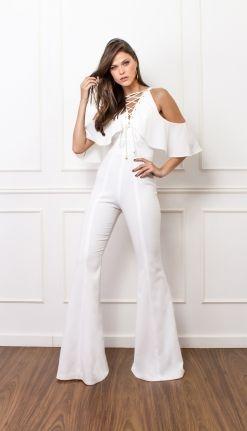 Macacão | Skazi, Moda feminina, roupa casual, vestidos, saias, mulher moderna