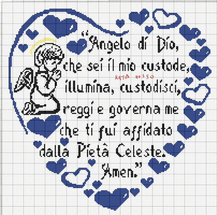 Angelo di Dio...
