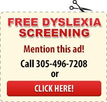We have special software and methods to recognize dyslexia symptoms in adults and treat them with the help of the very best techniques in the business
