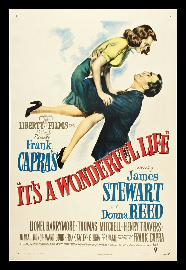 It's a Wonderful Life Movie | Details about ITS A WONDERFUL LIFE * CineMasterpiec es ORIGINAL MOVIE ...