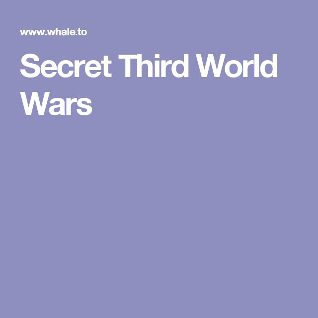 1999 ANGOLA: 'Secret Third World Wars' excerpts from the book: The Praetorian Guard by John Stockwell.