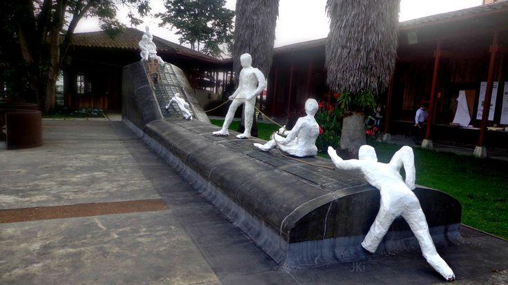 Arquitectura, Universidad Nacional de Colombia sede Manizales, Campus el cable, Figura Humana
