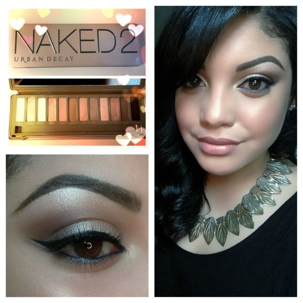 Naked 2 and bronze skin