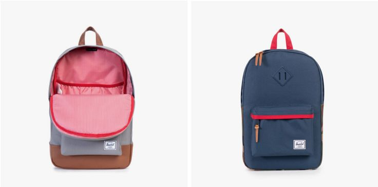 Our favourite backpacks!