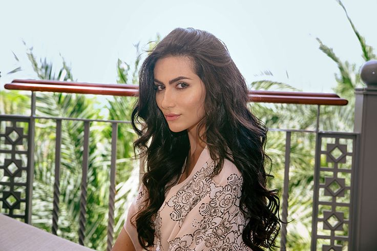 Beauty Routine: TV Darling Diala Makki's Favorite Makeup, Skincare, and Hair Care Products