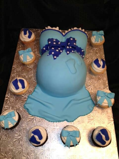 I Want This Cake For My Next Future Baby Shower..better Tell My Momma