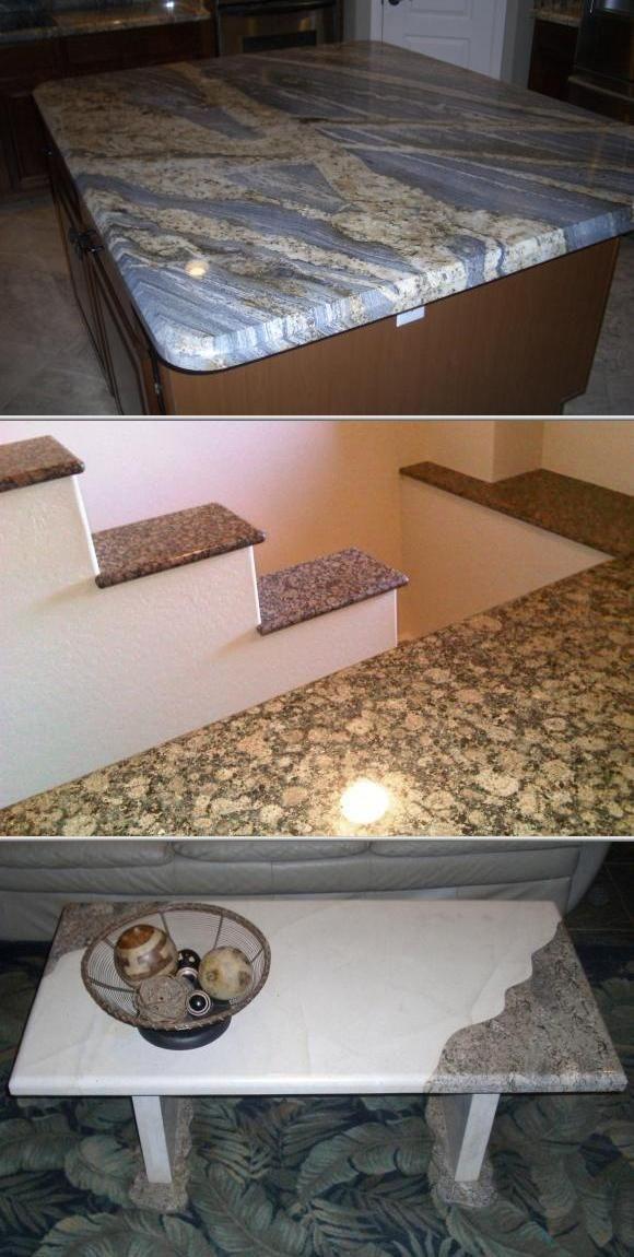 Granite Overlay Countertops : Best granite overlay ideas on pinterest white