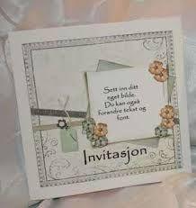 Bilderesultat for konfirmasjon invitasjon