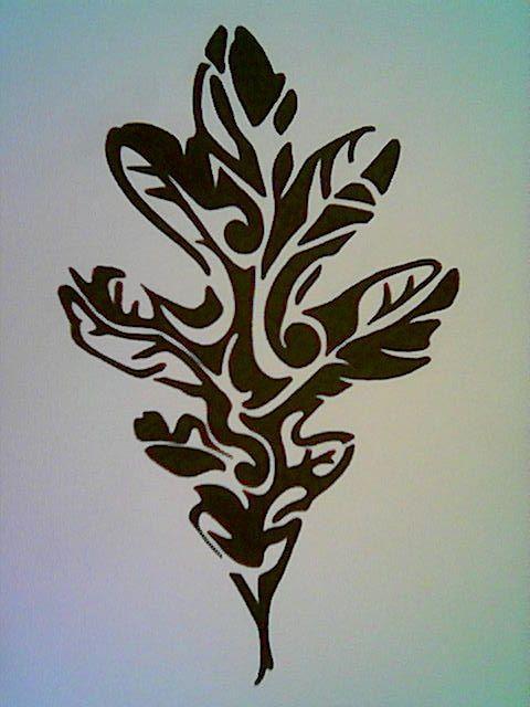 Henna And Caligraphy on Pinterest | Oak Leaf Tattoos, Arabic ...