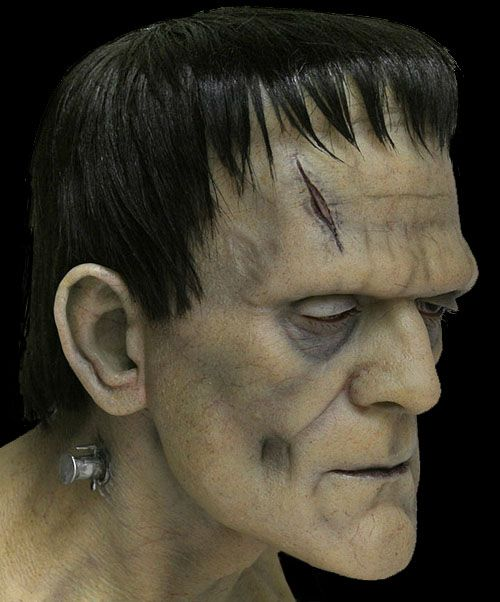 238 best frankenstein sculpted dolls images on Pinterest ...