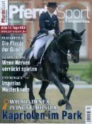 "Pferde Sport international 13/2016 ""Kapriolen im Park"""