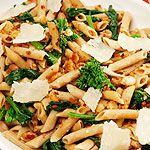 Pasta with White Beans and Rapini