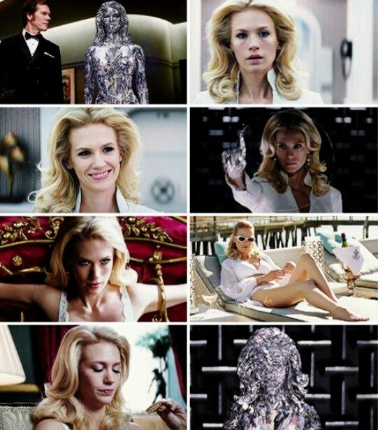 Emma Frost: Jackie's mentor and friend. Judah's godmother.