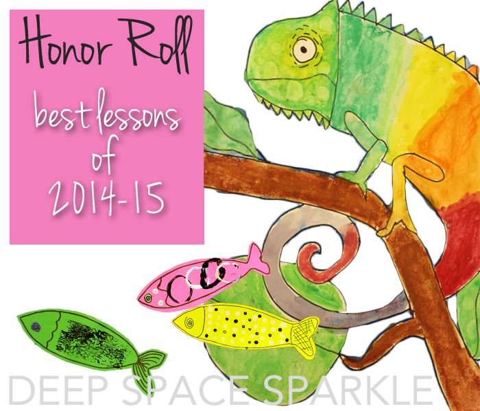 2014-15 Honor Roll (Deep Space Sparkle)